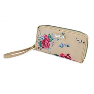 Picture of Gigi Hill Rita Antique Floral Wallet